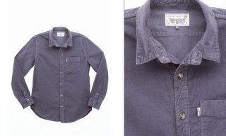 Levi's for Opening Ceremony Corduroy Shirt