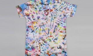 """Shabd """"Aurora"""" Hand-Dyed T-Shirt"""