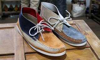 BBB | Yuketen Footwear for Spring 2011