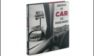 """America By Car"" Book by Lee Friedlander"
