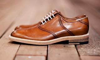 Band of Outsiders 5 Hole Saddle Shoes