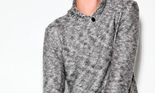 Comune Grey Owen Sweater