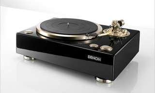 Denon DP-A100 Direct Drive Turntable for 100th Anniversary