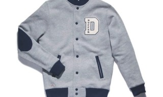 Duffer 'Claypool' Baseball Jacket