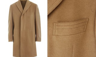 Dunhill Camel Overcoat