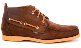 Gucci Boat Shoe Mid for Autumn 2010