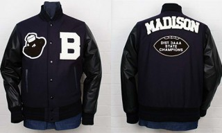 Heritage Research Bears Varsity Jacket
