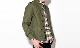 OAK French Army Jacket