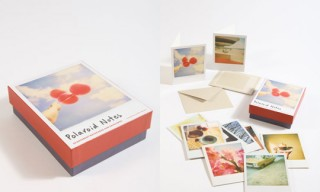 Polaroid Note Cards