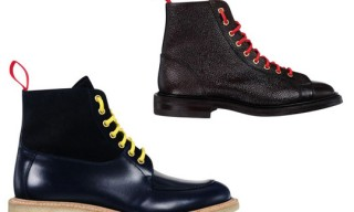 Trickers for Kurt Geiger Autumn/Winter 2010