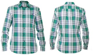 Won Hundred Plaid Shirting for Autumn/Winter 2010