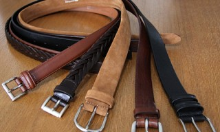 Anderson's Belts for Studiohomme