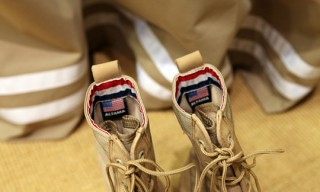 "Brooks Brothers Black Fleece ""Altama"" Boots for  Spring 2011"