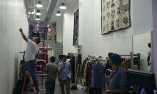 Engineered Garments NYC Store Preview