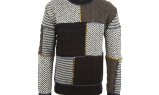 Galliano Patchwork Sweater