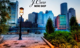 J.Crew Opens Men's Shop in Boston