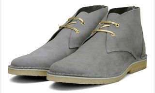 Kitsune and Pierre Hardy Desert Boots for Autumn 2010