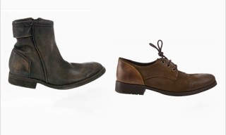 "Ksubi ""Hockney"" and ""Helter"" Shoes and Boots"