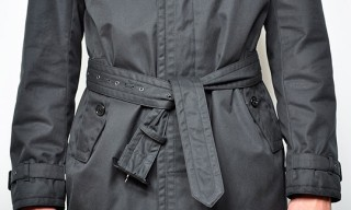 Neil Barrett for Herno Trench Coat for Autumn/Winter 2010