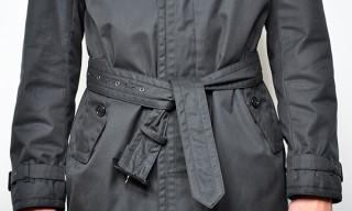 Neil Barrett for Herno Trench Coat for Autumn/Winter 2010