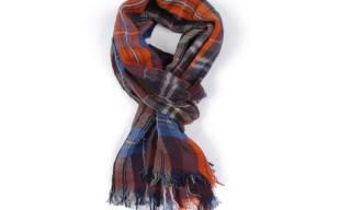 Norse Projects 'Dalvik' Plaid Scarf