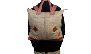 """Penfield Tweed """"Underhill"""" Backpack"""