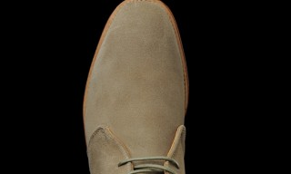 Sanders Harry Dirty Buck Suede Chukka Boot