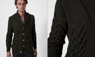 SNS Herning 'Marked' Cardigan