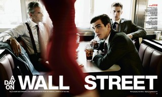 "VMAN Magazine – ""A Day on Wall Street"""