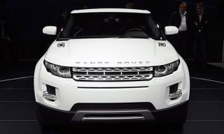 Paris Motor Show | 2012 Range Rover Evoque