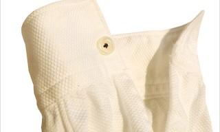45rpm Dobby Honeycomb Shirt