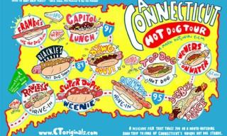 """A Connecticut Hot Dog Tour"" DVD"