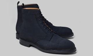 Brooks Brothers Black Fleece Coniston Boots