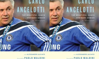 """Carlo Ancelotti: The Beautiful Games of an Ordinary Genius"" Book"