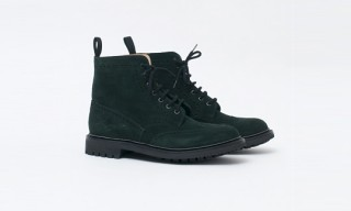 Church's McFarlane Green Castoro Boot