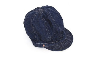 Decho 12oz Denim Cycling Cap