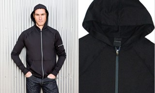 Dunning Stretch Thermal Hoodie