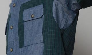 Henrik Vibskov Thin Denim Shirt