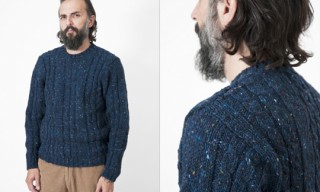 Howlin by Morrison 'Kolari' Cable Knit
