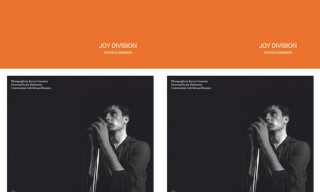 """Joy Division"" Book from Rizzoli"