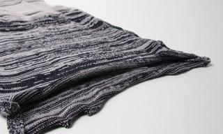 Omar Kashoura Limited Edition Merino Wool Lux Scarf