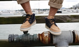 Sperry Top-Sider for Concepts Bahama Chukka Boot