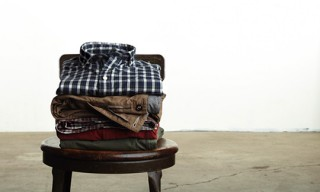 QA With Steven Alan on Dockers Collaboration
