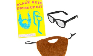 The Black Keys Dress Up Kit