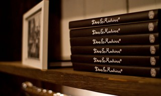 Deus Ex Machina Book Launch NYC