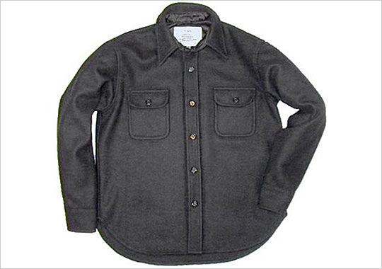 Fidelity cpo shirt highsnobiety for Fidelity cpo shirt jacket