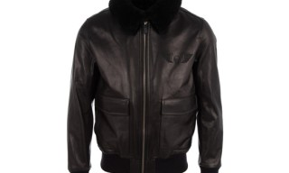 Lucien Pellat Finet Leather Jacket