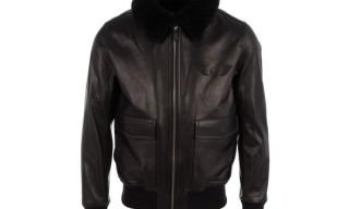 Lucien Pellat Finet Leather Jacket