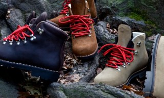 "Ronnie Fieg for Merrell ""Wilderness"" Collection"