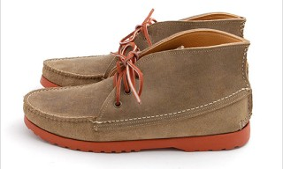 Quoddy Road Chukka Redux